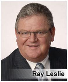 Ray Leslie, RG Leslie Insurance